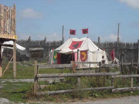 La tente du seigneur